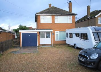 Thumbnail 3 bed detached house for sale in Old Fendike Road, Weston Hills, Spalding