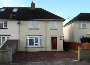 Thumbnail 3 bed semi-detached house for sale in Honeysuckle House, St. Johns Road, Pembroke Dock, Pembrokeshire