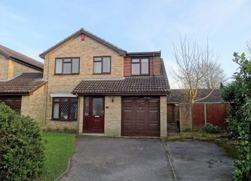 Thumbnail 4 bed detached house for sale in Wedgewood Close, Holbury, Southampton