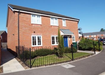 Thumbnail 2 bed property to rent in Cossington Road, Holbrooks