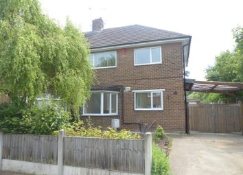 Thumbnail 2 bed semi-detached house to rent in Robin Hood Avenue, Warsop, Mansfield