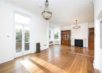 Thumbnail 3 bed flat to rent in Lambolle Road, Belsize Park, London
