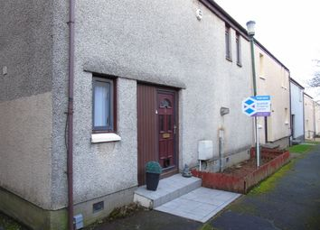 Thumbnail 4 bed end terrace house for sale in Meadow Path, Chapelhall, Airdrie, North Lanarkshire