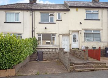 2 bed terraced house to rent in Broadway, Southowram, Halifax HX3