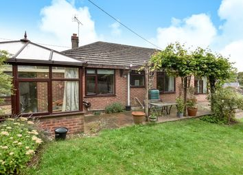 Thumbnail 2 bed detached bungalow for sale in Springvale Road, Headbourne Worthy, Winchester