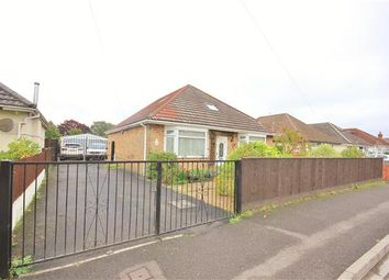Thumbnail 4 bedroom bungalow for sale in Brixey Road, Parkstone, Poole