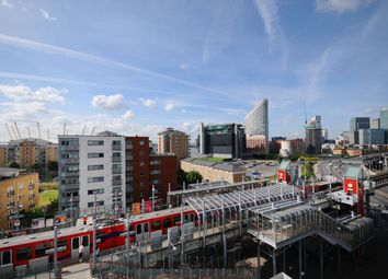 Thumbnail 2 bed flat for sale in Elektron Tower, 12 Blackwall Way, Canary Wharf