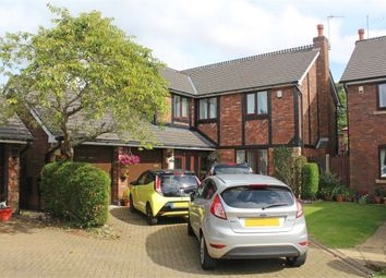 Thumbnail 5 bed detached house for sale in Croft Hey, Rufford, Ormskirk, Lancashire