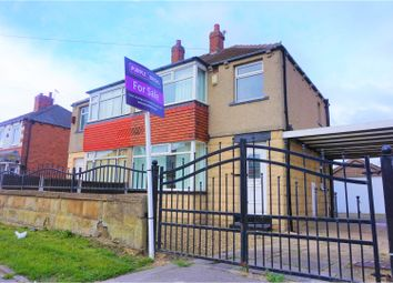 Thumbnail 2 bedroom semi-detached house for sale in Waincliffe Drive, Leeds