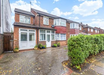 Thumbnail 5 bed semi-detached house for sale in Harrow, Middlesex