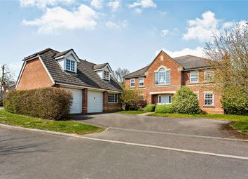 Thumbnail 5 bed detached house for sale in Spring Gardens, Newbury