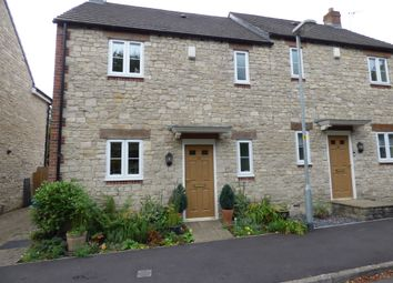 Thumbnail 2 bed semi-detached house for sale in Downside Close, Mere
