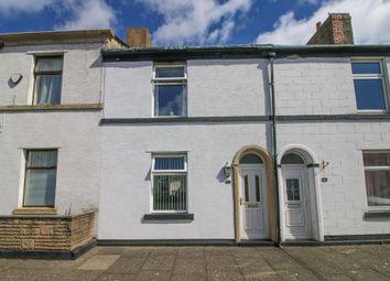 Thumbnail 2 bed terraced house for sale in Warren Street, Fleetwood