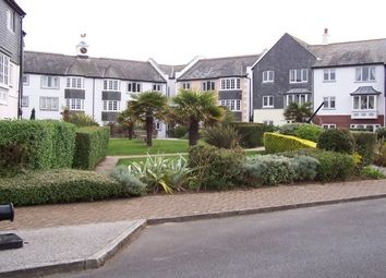 Thumbnail 2 bed flat to rent in Royalist Court, Port Pendennis, Falmouth