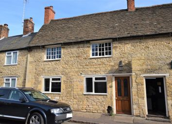 Thumbnail 3 bedroom terraced house to rent in West Street, Kings Cliffe, Peterborough
