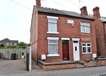 Thumbnail 3 bed semi-detached house for sale in Nelson Street, Ilkeston, Derbyshire
