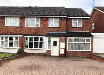 Thumbnail 5 bed semi-detached house to rent in Cheswood Drive, Minworth, Sutton Coldfield