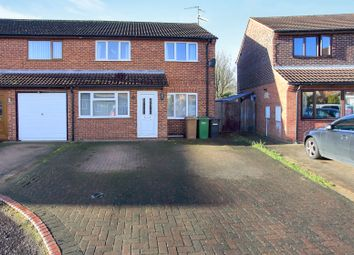 Thumbnail 3 bedroom semi-detached house for sale in Tanglewood, Werrington, Peterborough