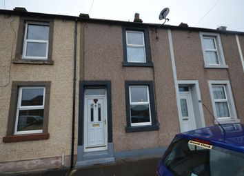 Thumbnail 2 bed terraced house for sale in North Road, Egremont