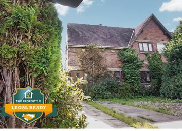 Thumbnail 2 bed semi-detached house for sale in Coleshill Road, Curdworth, Sutton Coldfield