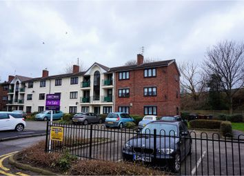 Thumbnail 2 bedroom flat for sale in Jersey Close, Bootle