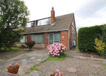 Thumbnail 4 bed semi-detached house for sale in Mark Avenue, Great Sutton, Ellesmere Port