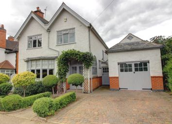 Thumbnail 4 bed detached house for sale in Westhill Road, Western Park, Leicester