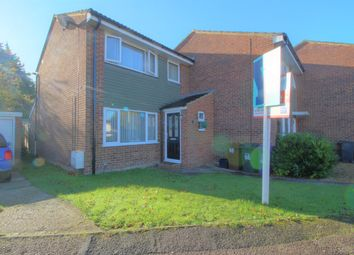 Thumbnail 3 bed semi-detached house for sale in Tennyson Close, Royston