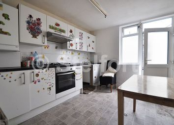 Thumbnail 3 bed maisonette to rent in Katherine Road, London