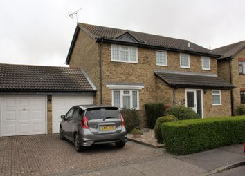 Thumbnail 4 bed detached house to rent in Manderville Way, Kirby Cross