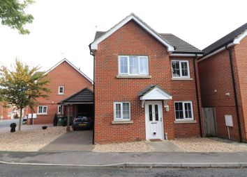 Thumbnail 4 bed detached house for sale in Hindmarch Crescent, Hedge End, Southampton
