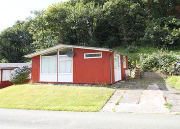 2 bed mobile/park home for sale in Happy Valley, Tywyn Gwynedd LL36