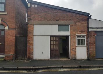 Thumbnail Industrial for sale in 2A Queen Street, Long Eaton, Nottingham, Derbyshire