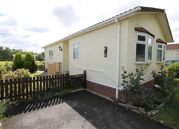 Thumbnail 2 bed mobile/park home for sale in Salthouse Farm, Shaft Road, Bristol