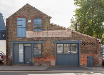 Thumbnail 1 bed detached house for sale in Belmont Road, Whitstable