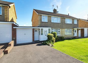 Thumbnail 3 bed semi-detached house for sale in Burns Way, East Grinstead, West Sussex