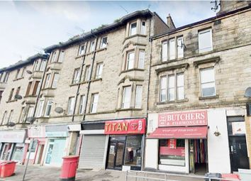 Thumbnail 1 bed flat for sale in 377, Kilbowie Road, Flat 3-3, Glasgow G812Tu