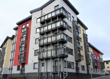 Thumbnail 2 bed flat for sale in St Stephens Court, Maritime Quarter, Swansea