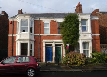 Thumbnail 4 bed property for sale in Lyndhurst Avenue, Jesmond, Newcastle Upon Tyne