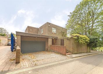 Thumbnail 5 bed detached house to rent in Merton Lane, London