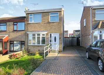 Thumbnail 2 bedroom semi-detached house for sale in Wychgate, Eston, Middlesbrough