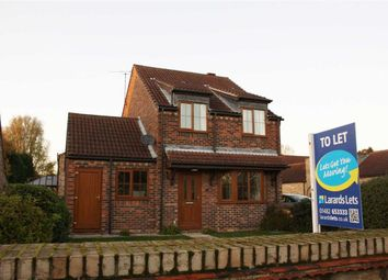 Thumbnail 3 bedroom detached house to rent in West End Farm Close, South Cave