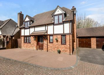Hatch Warren, Basingstoke RG22. 3 bed detached house for sale