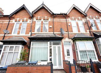 Thumbnail 2 bed terraced house for sale in Brixham Road, Edgbaston, Birmingham