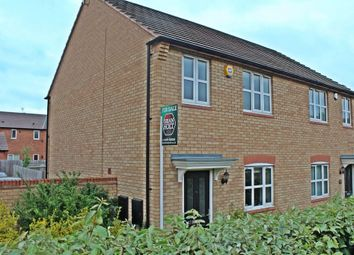 Thumbnail 3 bedroom end terrace house for sale in Terry Road, Stoke, Coventry