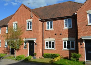 Thumbnail 2 bedroom terraced house for sale in Fallows Road, Aldermaston Wharf, Reading