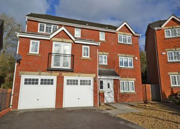 Thumbnail 6 bed detached house for sale in Highly Spacious Family House, Pontymason Rise, Newport