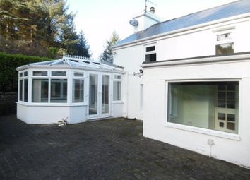 Thumbnail 3 bed country house to rent in Main Road, Foxdale, Isle Of Man