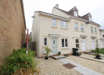 Thumbnail 3 bed end terrace house for sale in Morse Road, Norton Fitzwarren, Taunton