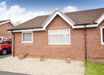 Thumbnail 2 bed bungalow for sale in Birchwood View, Gainsborough